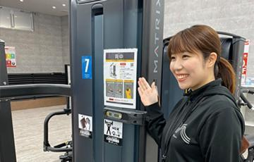 MIRAfitness(ミラフィットネス)静岡東名店の画像・写真